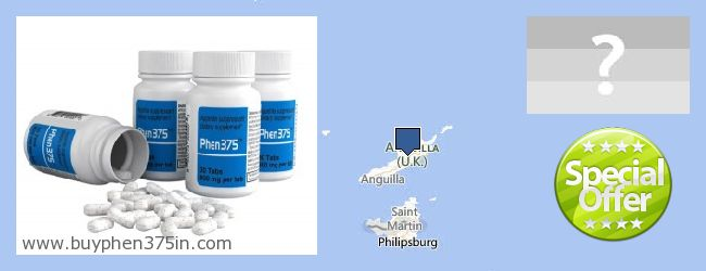 Где купить Phen375 онлайн Anguilla