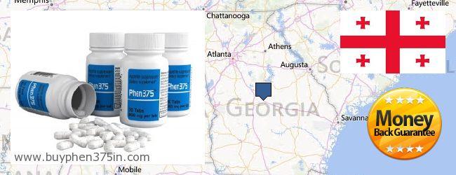 Где купить Phen375 онлайн Georgia
