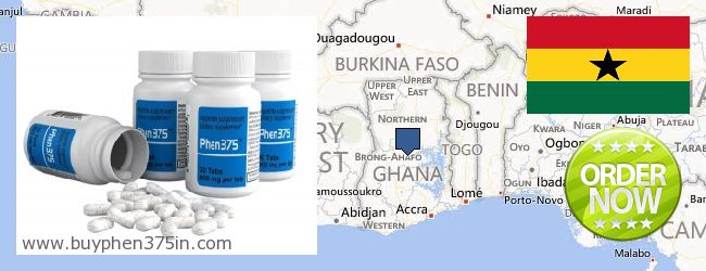 Где купить Phen375 онлайн Ghana