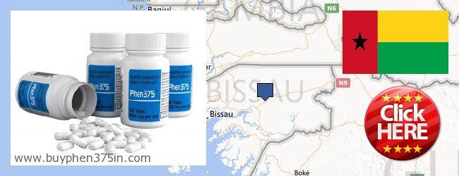 Где купить Phen375 онлайн Guinea Bissau