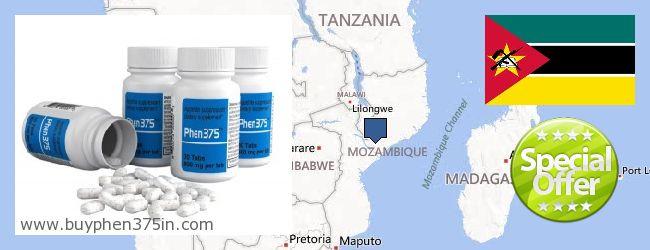 Где купить Phen375 онлайн Mozambique