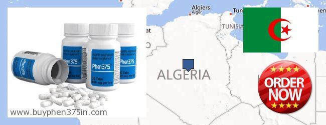 Къде да закупим Phen375 онлайн Algeria