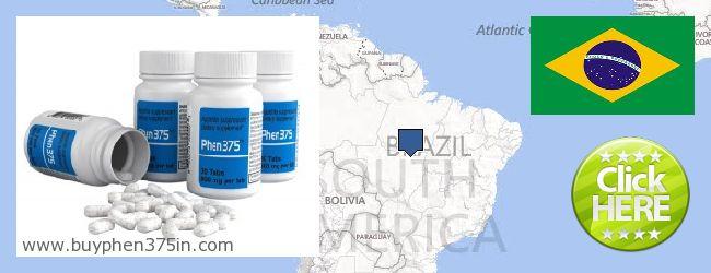 Къде да закупим Phen375 онлайн Brazil