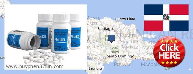 Къде да закупим Phen375 онлайн Dominican Republic