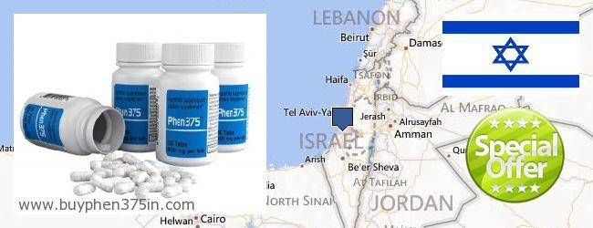 Къде да закупим Phen375 онлайн Israel