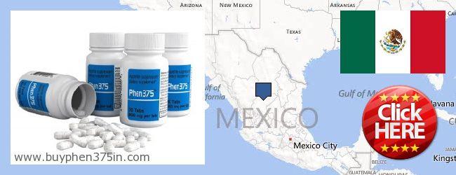 Къде да закупим Phen375 онлайн Mexico