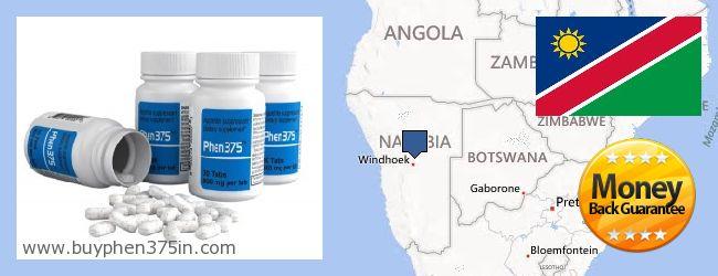 Къде да закупим Phen375 онлайн Namibia