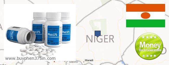 Къде да закупим Phen375 онлайн Niger
