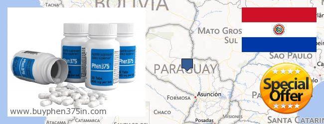 Къде да закупим Phen375 онлайн Paraguay