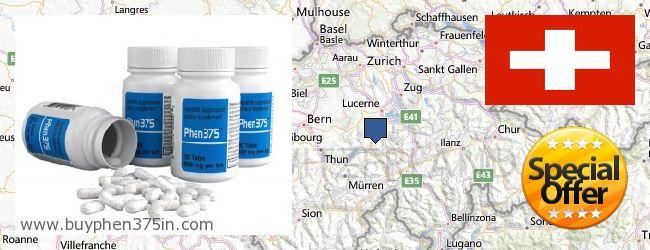 Къде да закупим Phen375 онлайн Switzerland