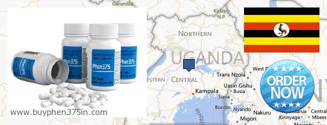 Къде да закупим Phen375 онлайн Uganda