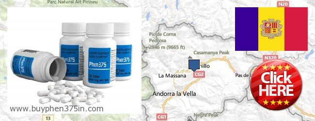 Де купити Phen375 онлайн Andorra