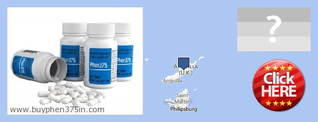 Де купити Phen375 онлайн Anguilla
