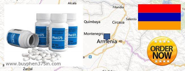 Де купити Phen375 онлайн Armenia