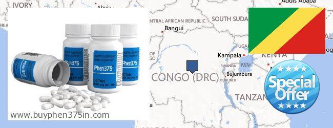 Де купити Phen375 онлайн Congo