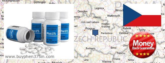 Де купити Phen375 онлайн Czech Republic