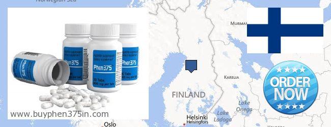Де купити Phen375 онлайн Finland