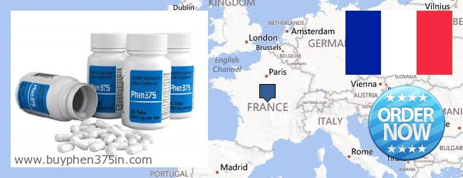 Де купити Phen375 онлайн France
