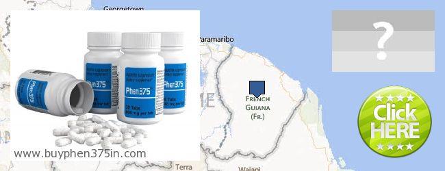 Де купити Phen375 онлайн French Guiana