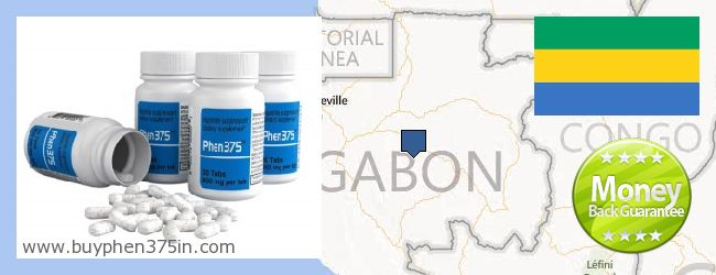Де купити Phen375 онлайн Gabon