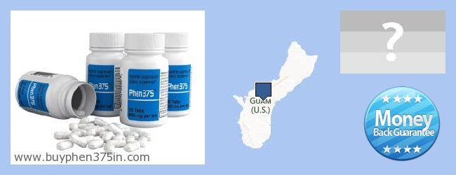 Де купити Phen375 онлайн Guam