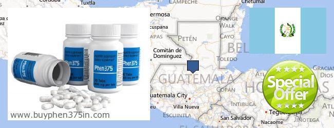 Де купити Phen375 онлайн Guatemala