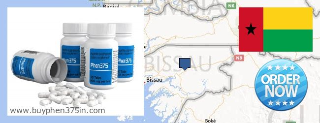 Де купити Phen375 онлайн Guinea Bissau