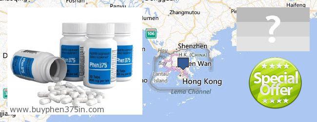 Де купити Phen375 онлайн Hong Kong