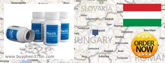 Де купити Phen375 онлайн Hungary