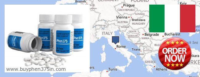 Де купити Phen375 онлайн Italy
