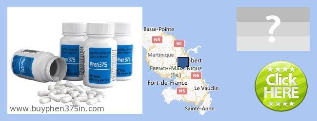 Де купити Phen375 онлайн Martinique