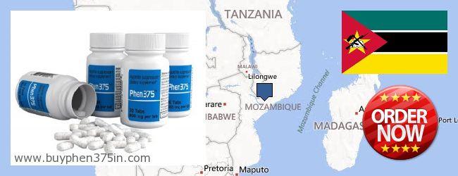 Де купити Phen375 онлайн Mozambique