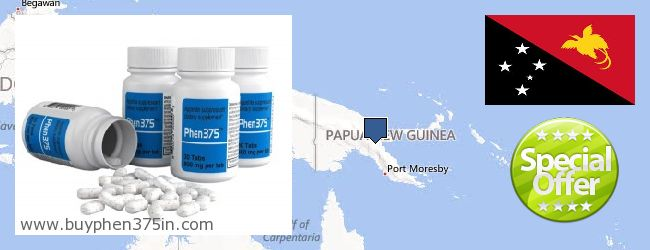 Де купити Phen375 онлайн Papua New Guinea