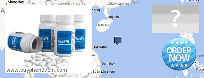Де купити Phen375 онлайн Paracel Islands