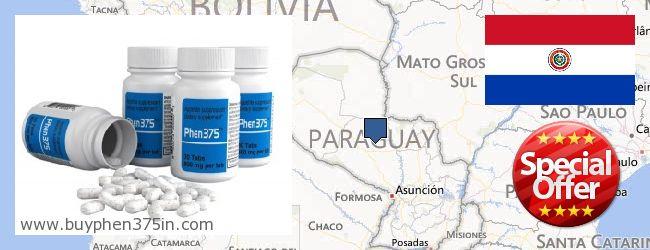 Де купити Phen375 онлайн Paraguay