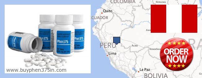 Де купити Phen375 онлайн Peru