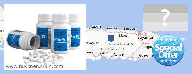 Де купити Phen375 онлайн Puerto Rico