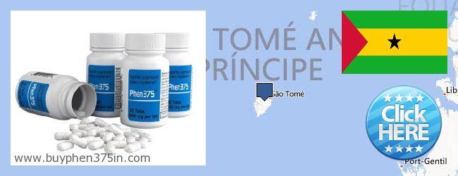 Де купити Phen375 онлайн Sao Tome And Principe