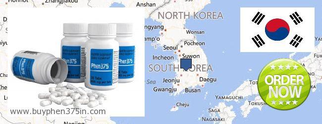 Де купити Phen375 онлайн South Korea
