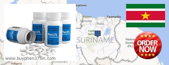 Де купити Phen375 онлайн Suriname