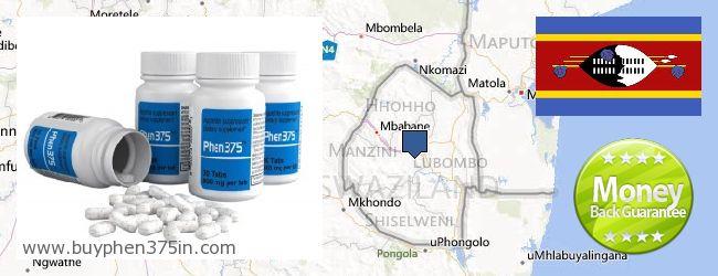 Де купити Phen375 онлайн Swaziland