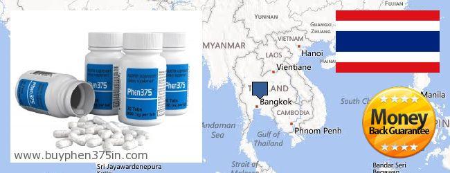Де купити Phen375 онлайн Thailand