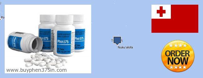 Де купити Phen375 онлайн Tonga