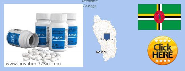 哪里购买 Phen375 在线 Dominica