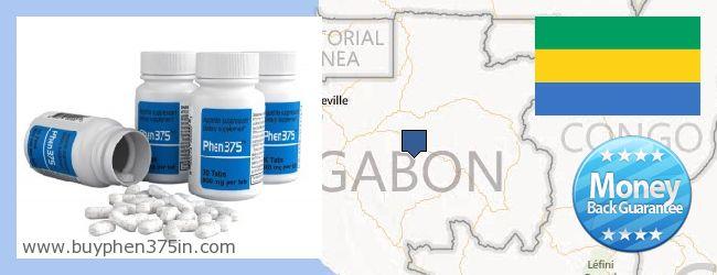 哪里购买 Phen375 在线 Gabon