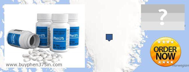 哪里购买 Phen375 在线 Greenland