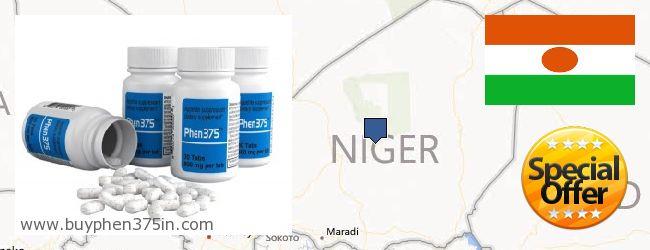 哪里购买 Phen375 在线 Niger