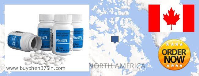 Hvor kan jeg købe Phen375 online Canada