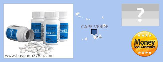 Hvor kan jeg købe Phen375 online Cape Verde