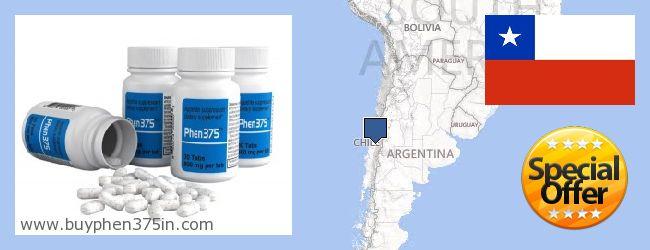 Hvor kan jeg købe Phen375 online Chile